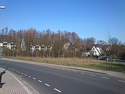Marie-Curie-Allee in Dortmund
