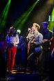 Kris Allen & Fans at The Hamilton DC-67 (8153337383).jpg