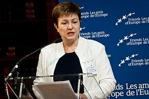 Kristalina Georgieva - Image: Kristalina Georgieva (7)