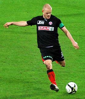 Kristian Bach Bak Danish footballer