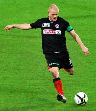 Kristian Bak Nielsen - Image: Kristian Bak 20120312