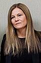 Kristin Hahn listens to Dr. Constanza Cocilovo.jpg