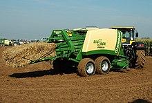 Prächtig Ballenpresse (Landwirtschaft) – Wikipedia #KQ_59