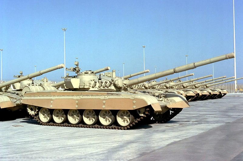File:Kuwaiti main battle tanks.JPEG