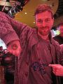 Kyle Newman at Wondercon.jpg