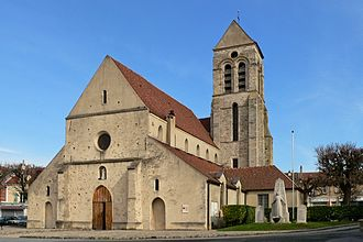 Sucy-en-Brie - The church of Sucy-en-Brie, an historical monument