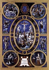 retable de la Crucifixion