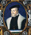 Léonard Limosin - Portrait of Anne the Montmorency (detail) - WGA13040.jpg