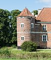 Løvenholm Herregård (Norddjurs Kommune).Hjørnetårn.707-112111-1.ajb.jpg