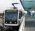 LA Green Line train at Redondo station.jpg