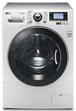 Machine laver le linge wikip dia - Combien coute un lavage en machine ...