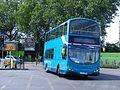 LJ51 DGO Arriva London 4026 Daf - Wrights. Olympic games vehicle (7706158540).jpg