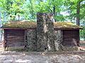 LRWalls-Chambers Park Log Cabin Ext3.jpg
