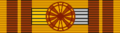 LTU Order of the Lithuanian Grand Duke Gediminas - Commander's Grand Cross BAR.png