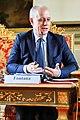 L Direttore del Corriere della Sera ha presentato Un Paese senza leader - Aula Foscolo, 19 giugno 2018 (43233242561).jpg