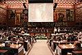 La Asamblea Nacional instaló la sesión solemne, en la que el presidente de la República, Rafael Correa Delgado, presenta su informe a la nación (6030473221).jpg