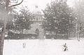 La Benedetta sotto la neve.JPG