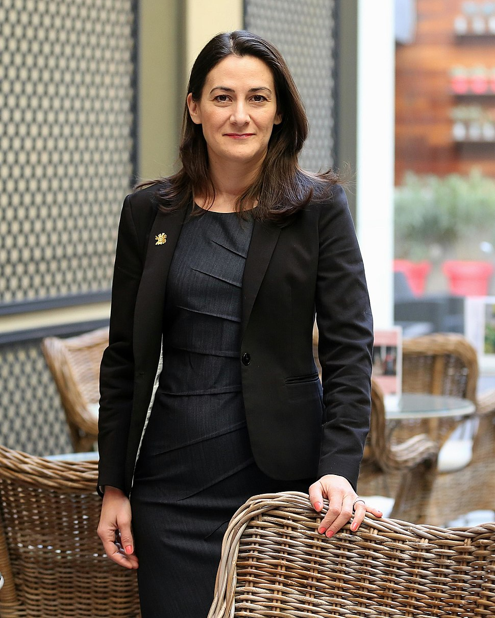La economista Pavlina R. Tcherneva