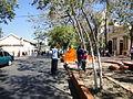 La plaza y su gente.JPG