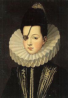 Ana de Mendoza y de Silva, Princess of Éboli Spanish countess