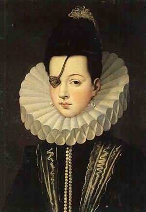 Ana de Mendoza, Princess of Eboli - Ana de Mendoza, Princess of Éboli