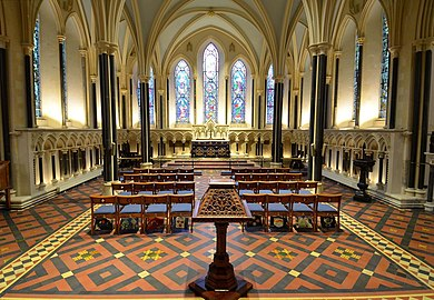 Lady Chapel, St. Patrick's Dublin Lady Chapel St. Patrick's Cathedral in Dublin 010.JPG