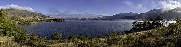 Lake Benmore, New Zealand