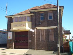 Lakemba Fire Station