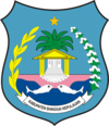 Official seal of Banggai Islands Regency