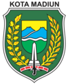 Coat of arms of Madiun