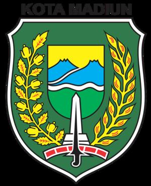 Madiun - Image: Lambang Kota Madiun