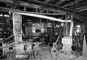 City Blacksmith Shop - Image: Lambertonbss
