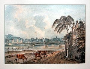 Lancaster, Lancashire - Lancaster in the 19th century