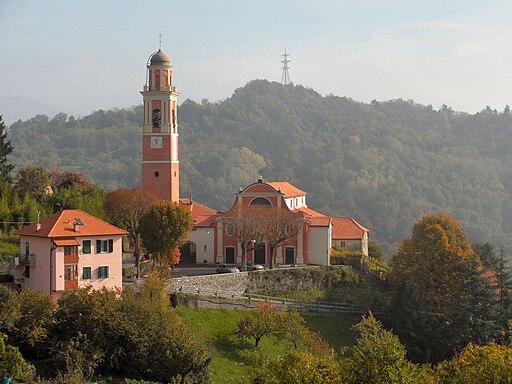 Langasco-chiesa di san siro
