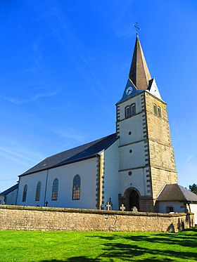 Église Saint-Pierre et Saint-Paul à Vahl