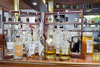 Lantenhammer bottles, 2014.JPG
