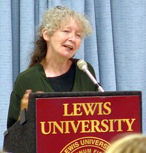 2008 Green National Convention - Kathy Kelly