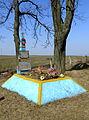 Laskiv Vol-Volynskyi Volynska-brotherly grave of soviet warriors-general view.jpg