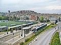 Last stop of tram N 3 - panoramio.jpg