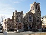 Lawrence Street Congregational Church - Lawrence, MA - DSC03581