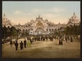 Le Chateau d'eau and plaza, Exposition Universal, 1900, Paris, France-LCCN2001698573.tif