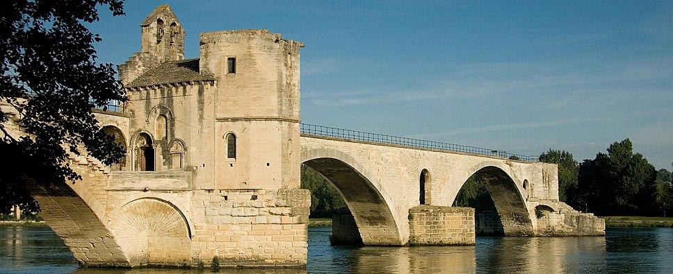 Le Pont d'Avignon (cropped)