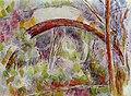Le Pont des Trois Sautets, par Paul Cézanne, Yorck.jpg