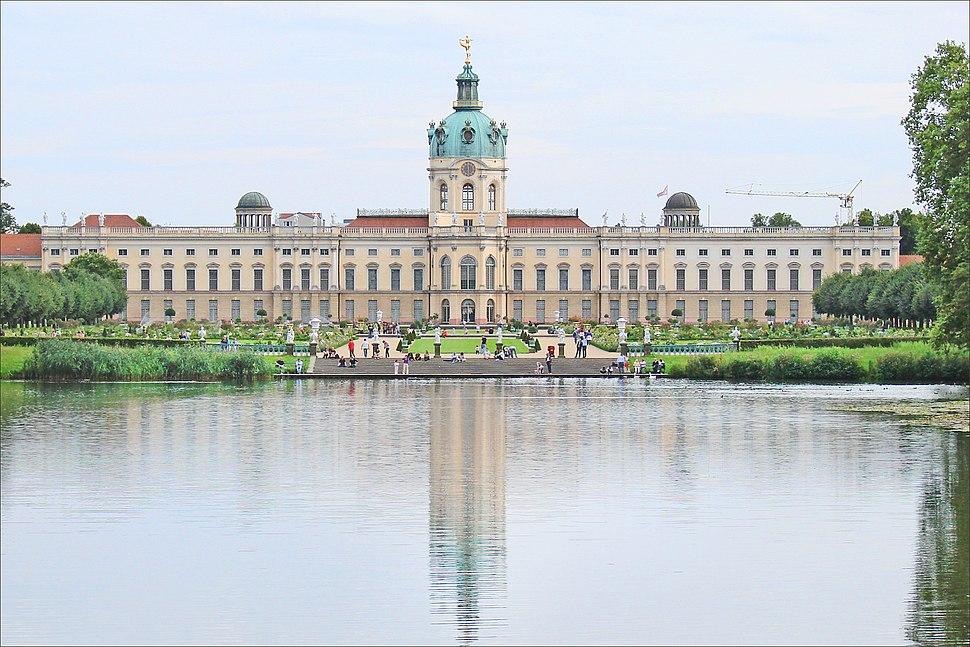 Le château de Charlottenburg (Berlin) (6340508573)