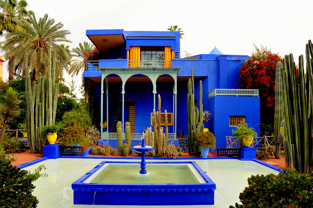 File le jardin de majorelle 02 jpg wikimedia commons for Jardin yves saint laurent marrakech