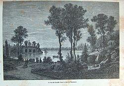 Озеро Гравель