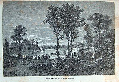 Gravelle (jezero)