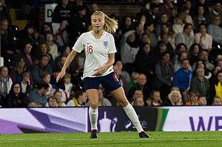Leah Williamson Footballer