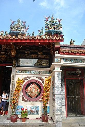 Little India, Singapore - Leong San See Temple