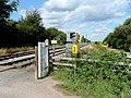 Level crossing paraphernalia - geograph.org.uk - 1429112.jpg